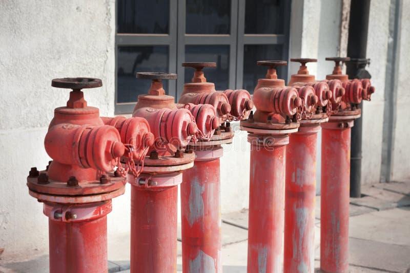 Brand Hidrant stock afbeeldingen
