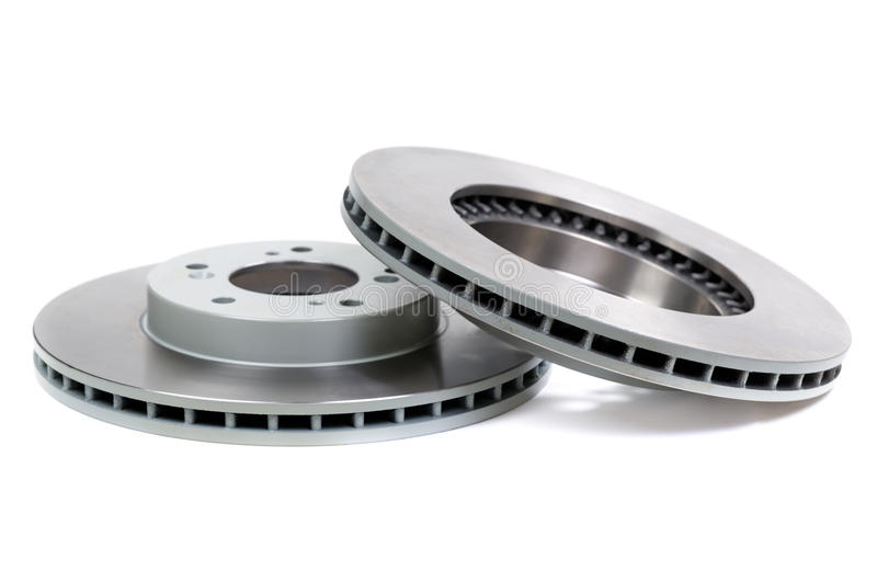 Download Brand new disc brake rotor stock image. Image of manufacture - 32343611