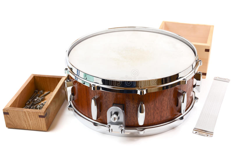 Brand New Handmade Wooden Drum And Spare Parts In Wooden Box And ...