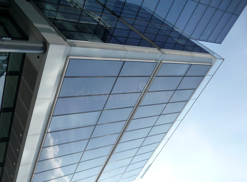 Download Brand New Modern Glass Building Stock Photo - Image: 6698072