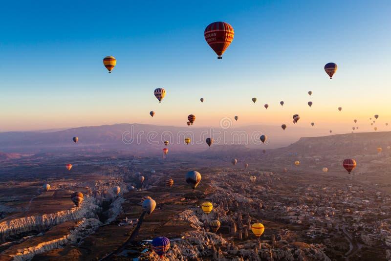 Brandballon stock foto's