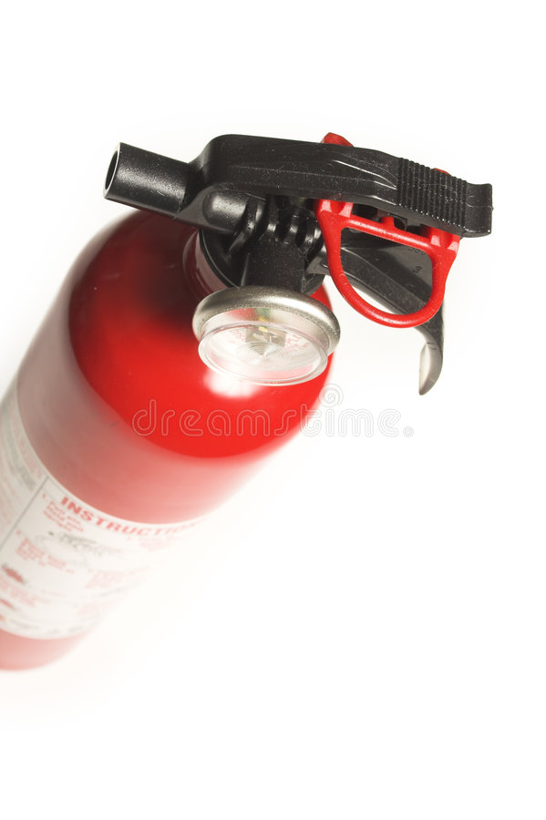 Brandblusapparaat stock fotografie