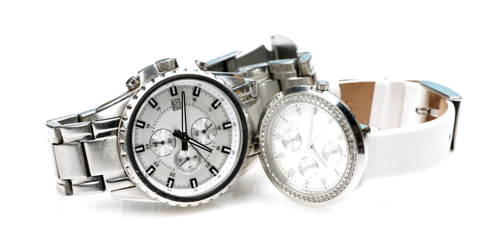 Branded wrist watches