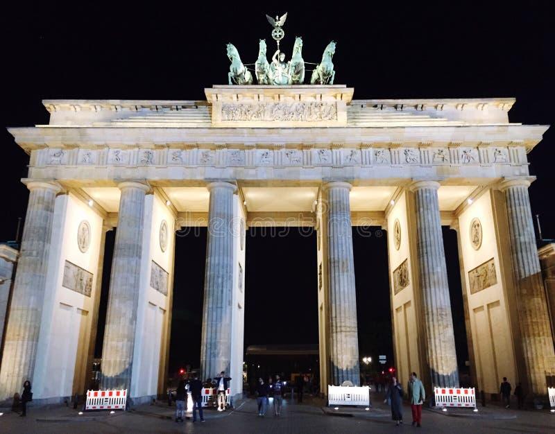 Brandenburg-Felsen lizenzfreie stockfotografie
