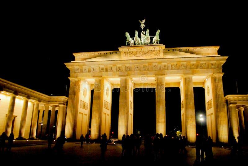 Download Brandenburg Gate editorial photo. Image of classicistic - 22600861