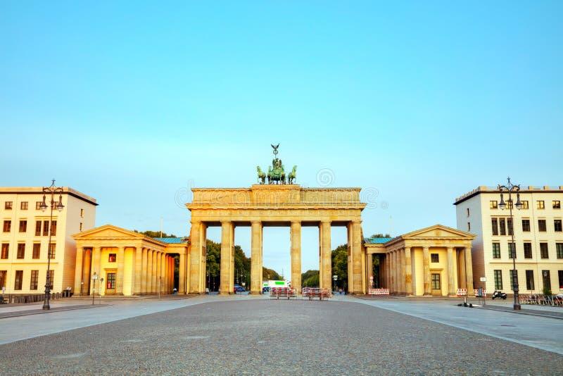 Download Brandenburg Gate In Berlin, Germany Stock Photo - Image of brandenburg, berlin: 109318226