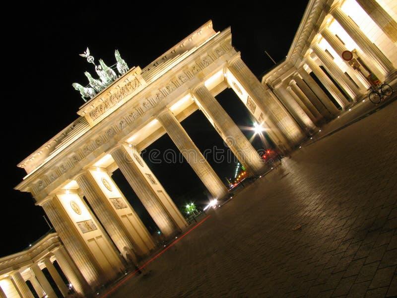 Brandenburger Felsen stockfoto