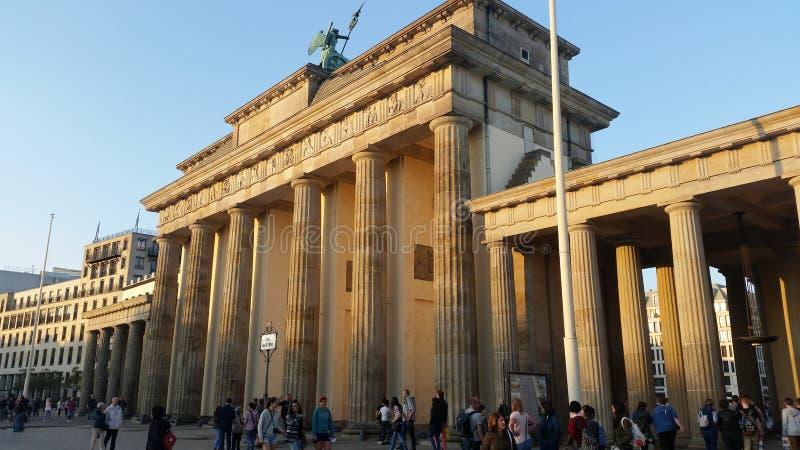 Brandenburger Tor royaltyfria foton
