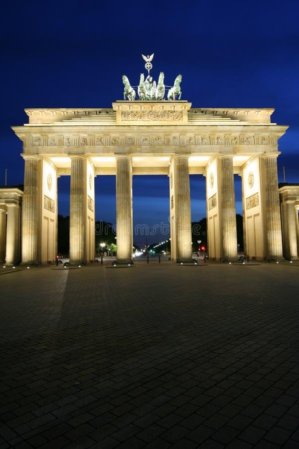 Brandenburger Tor stockfoto