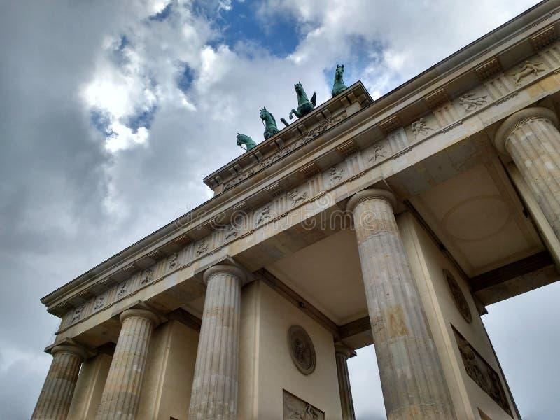 Brandenburger Tor zdjęcie stock