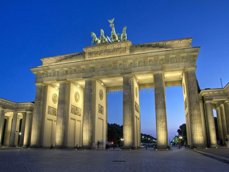 Brandenburger Tor in Berlin lizenzfreie stockfotografie