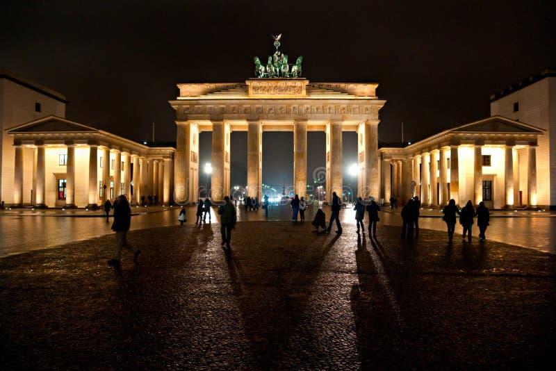 Brandenburger Tor, Berlin, Deutschland. lizenzfreies stockfoto
