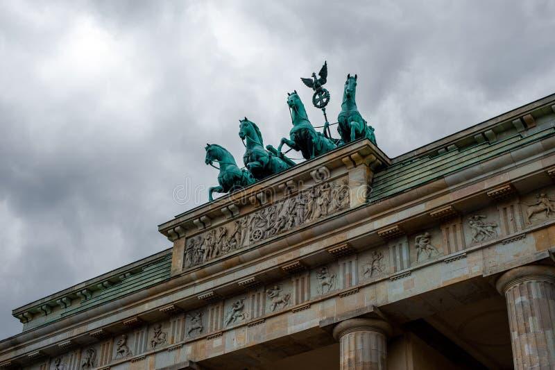 Brandenburger Tor zdjęcie royalty free
