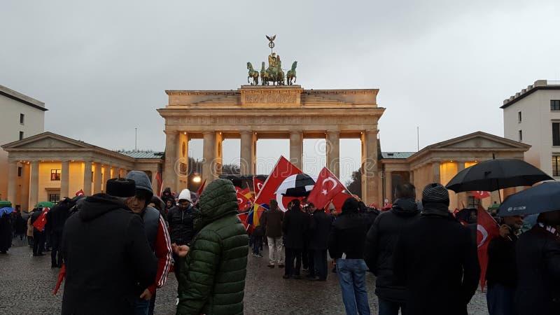Brandenburgertor foto de stock royalty free
