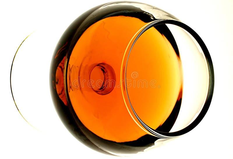 Brandewijn stock afbeelding