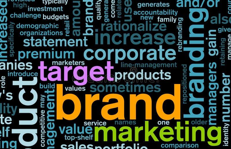 Branding stock image