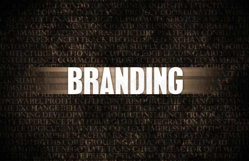 Branding libre illustration