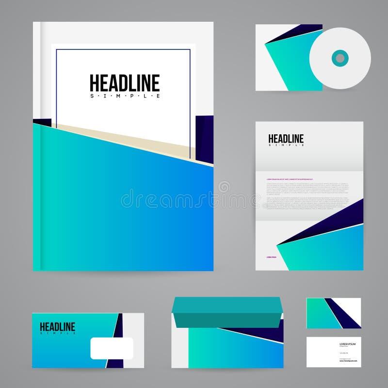 Branding design template stock illustration. Illustration of ...