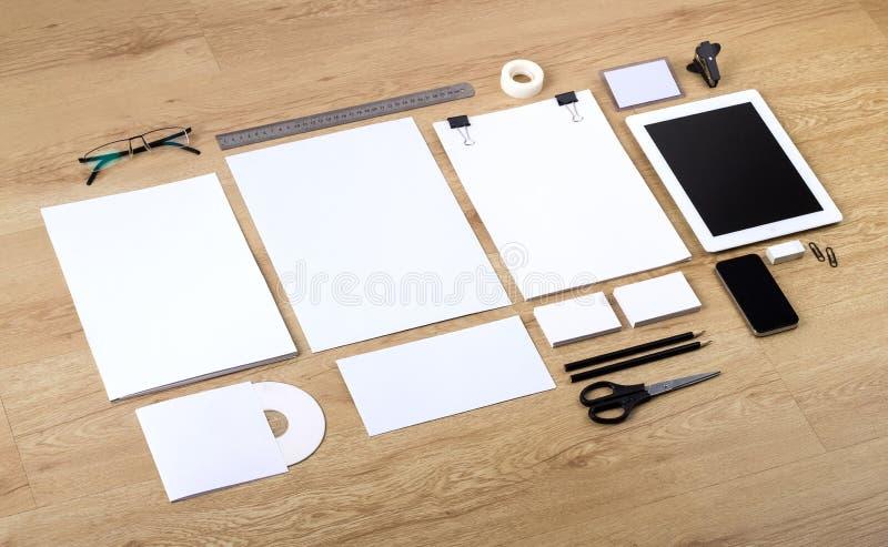 Branding identity stock images