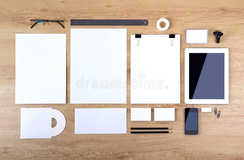 Branding identity. Photo. Template for branding identity. For graphic designers presentations and portfolios