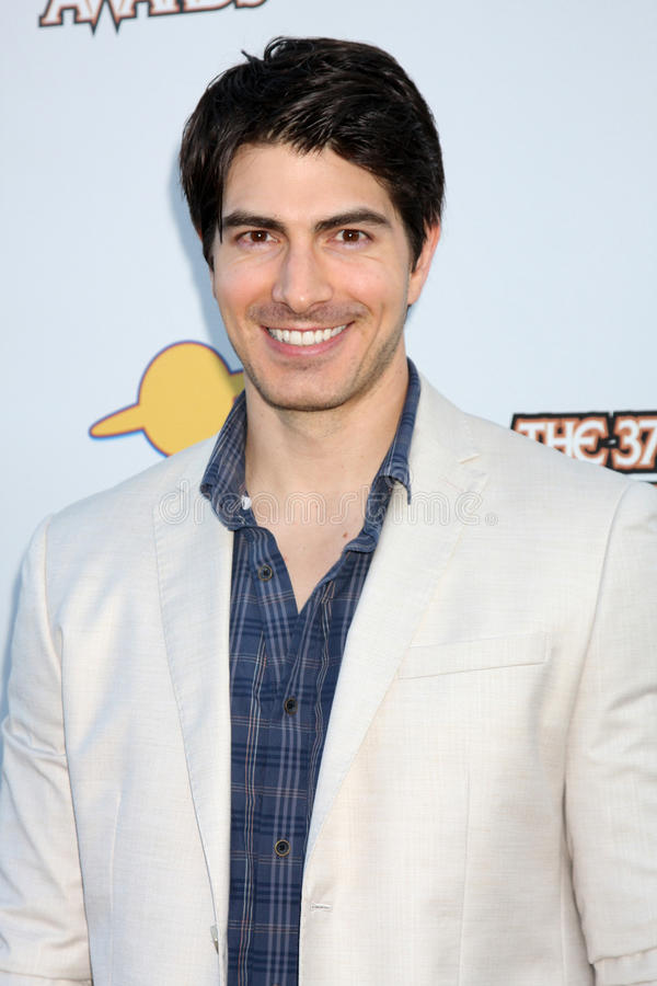 Brandon Routh royalty-vrije stock fotografie