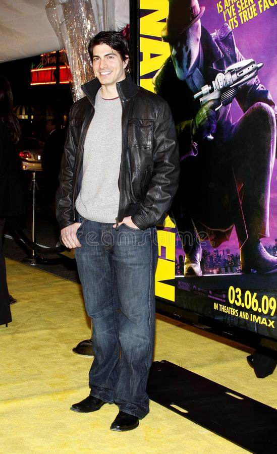 Brandon Routh image stock