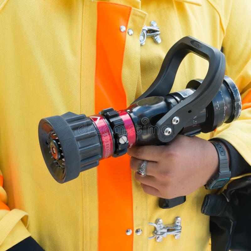 Download Brandschutzübung stockfoto. Bild von hintergrund, kämpfer - 47101436