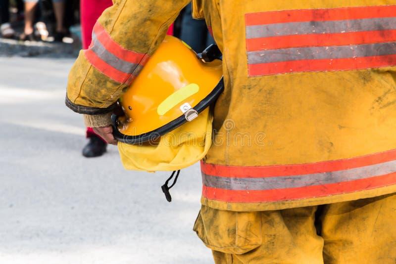 Download Brandschutzübung stockbild. Bild von kämpfen, sicherheit - 47101503