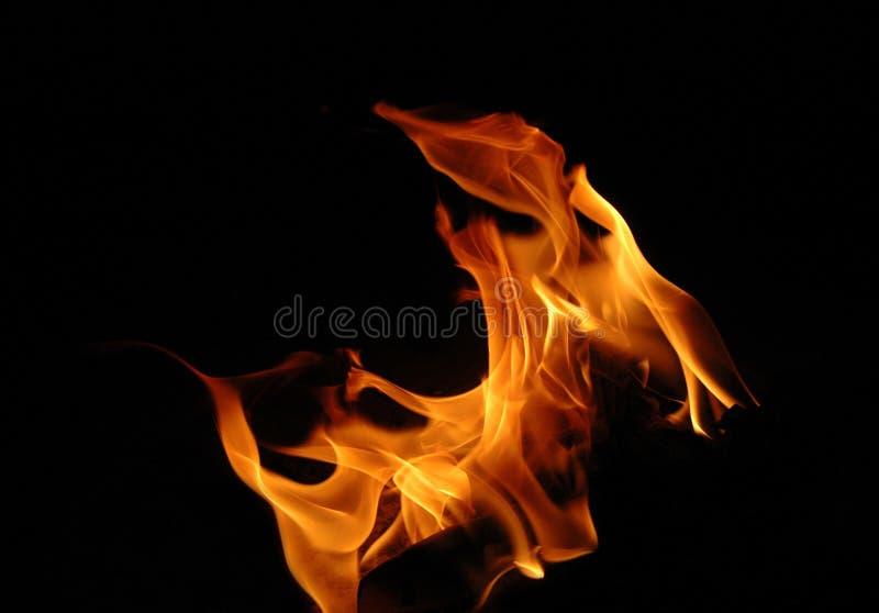 brandspöke arkivbilder