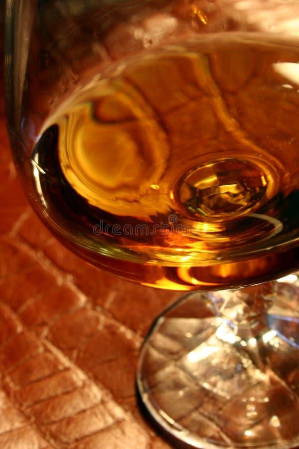 Brandy foto de archivo libre de regalías