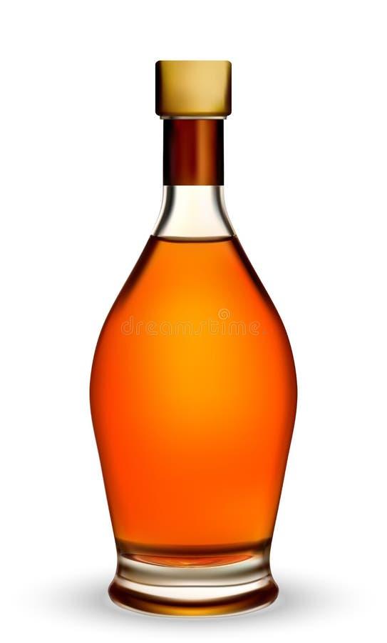brandy illustration de vecteur