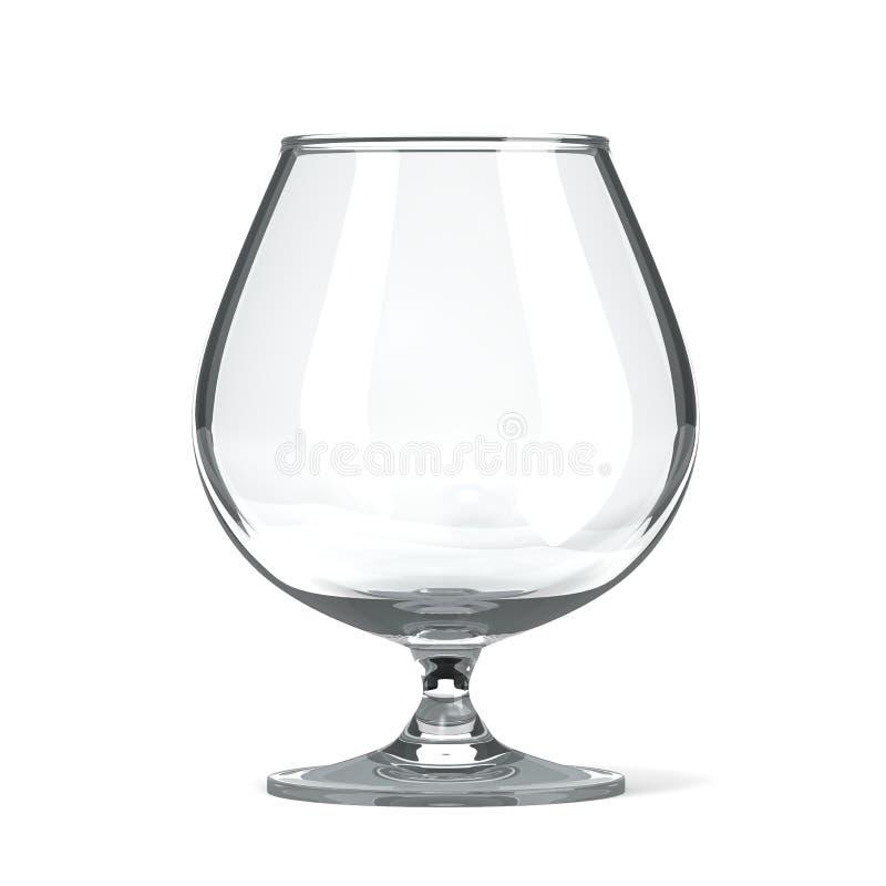Brandy Cognac Glass libre illustration