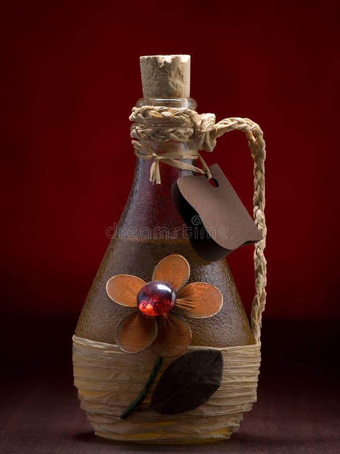 Brandy de la miel imágenes de archivo libres de regalías