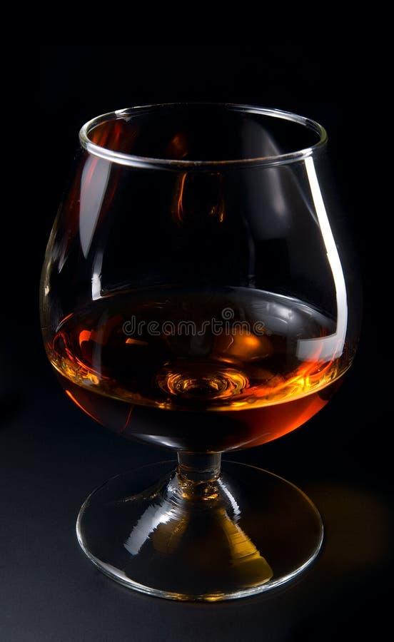brandy szkło zdjęcia stock