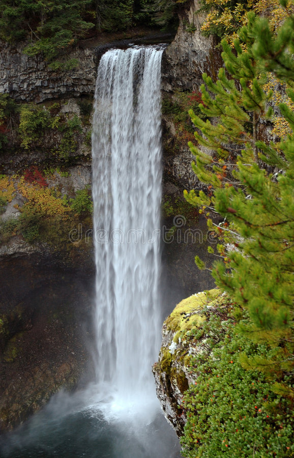 Brandy Wine Falls royalty free stock images