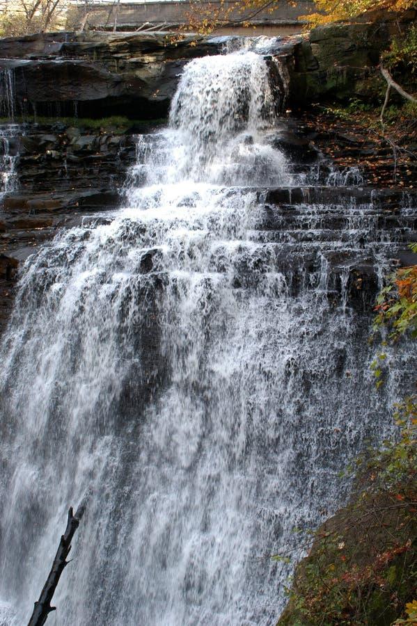 Download Brandywine Falls stock image. Image of water, drop, stream - 2349