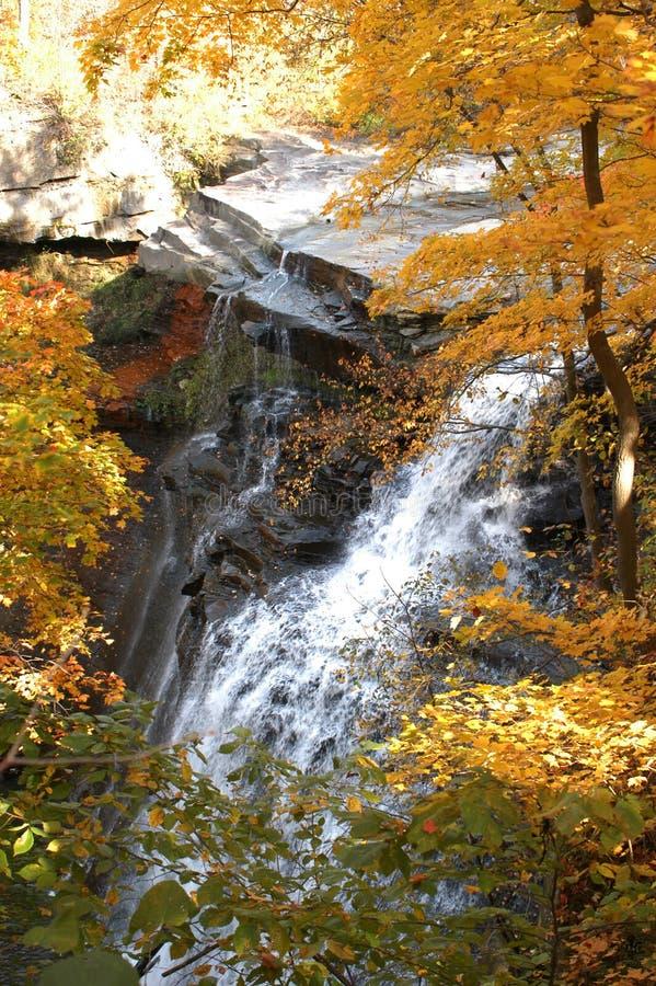 Download Brandywine Falls stock image. Image of erosion, change, waterfall - 2353