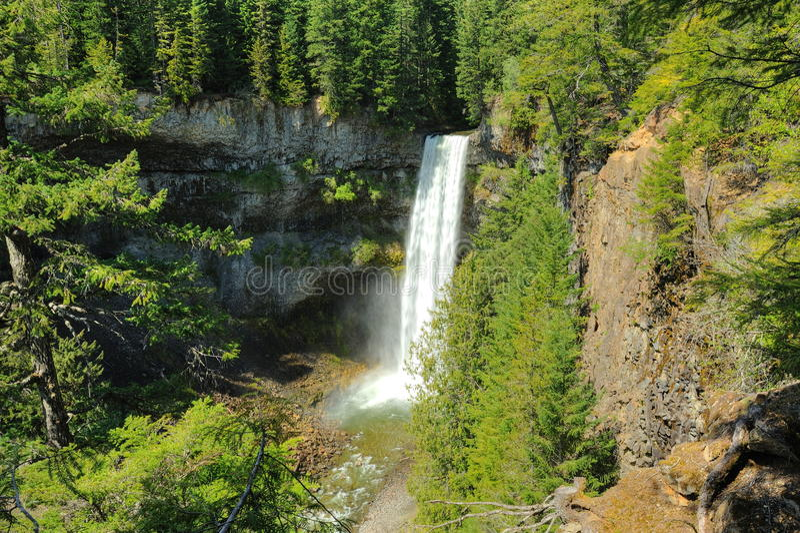 Brandywine waterfall stock photos