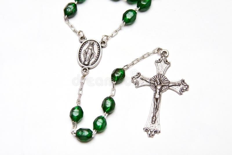 Branelli cattolici del rosario immagini stock libere da diritti