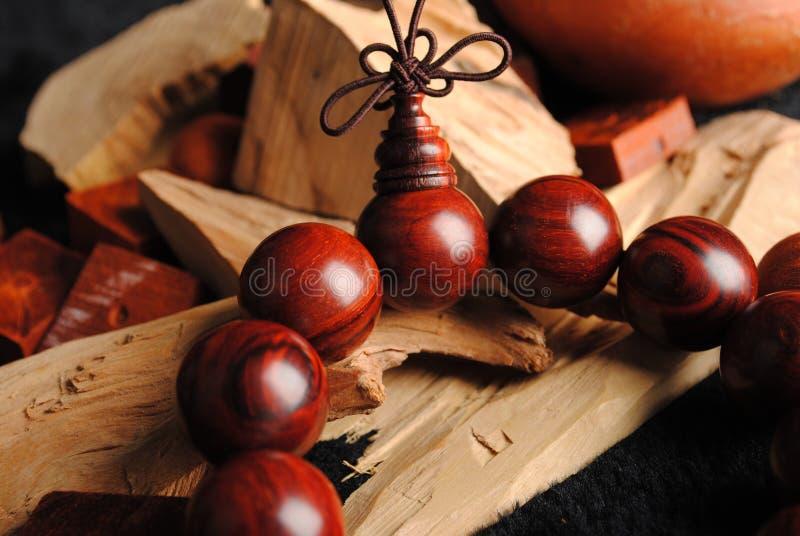 Branelli di legno fotografia stock libera da diritti