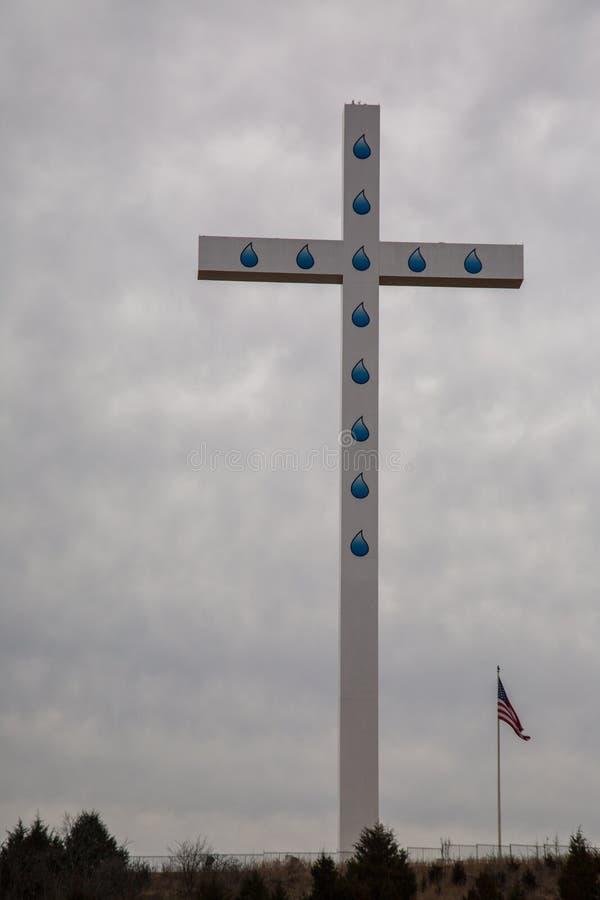 Branson Cross, Taney County, MO stock photos