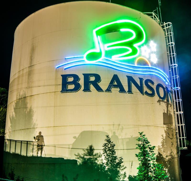 Branson, MO fotografia de stock