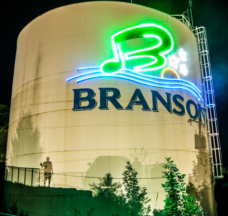 Branson, MOIS photographie stock