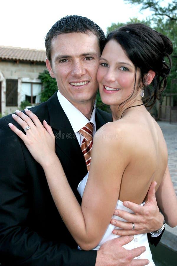 Bras de couples photo libre de droits