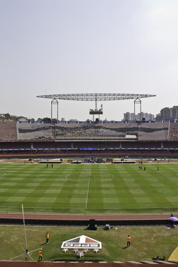 Download Brasil 1x0 África Do Sul - São Paulo - Brasil Foto Editorial - Imagem de américa, morno: 26505916