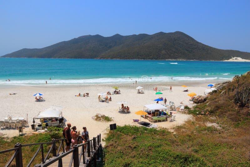 Brasil - Cabo Frio fotos de stock