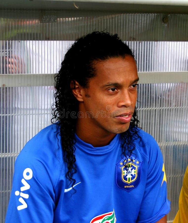 Brasil Vs Algeria Editorial Photo