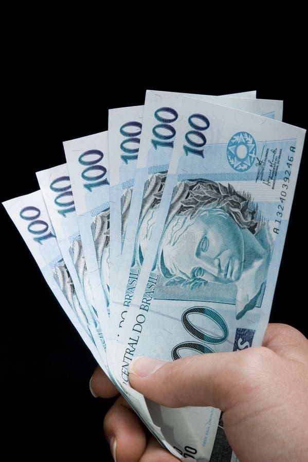 Free Brasilian Real Notes Stock Image - 3321681