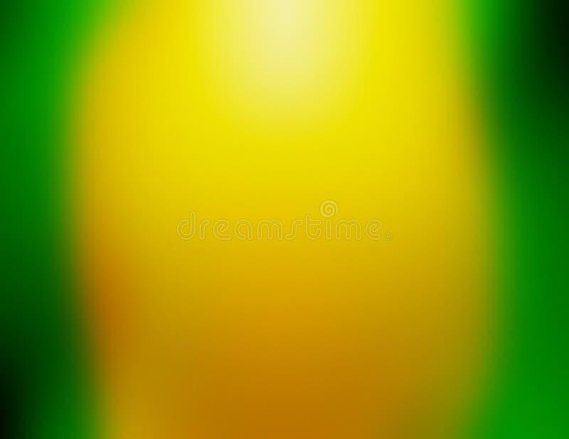 Brasilianische Farben lizenzfreie abbildung