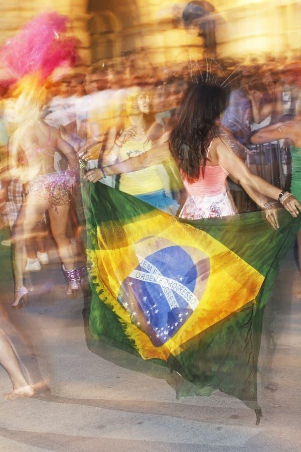 Brasilien-Tage stockbilder